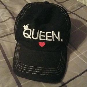 Queen baseball cap